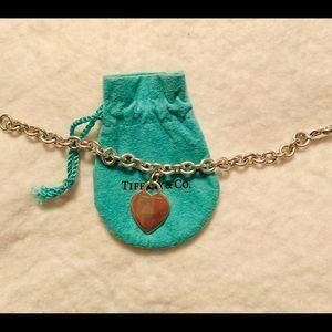 Tiffany & Co. Jewelry - Tiffany&Co heart tag bracelet